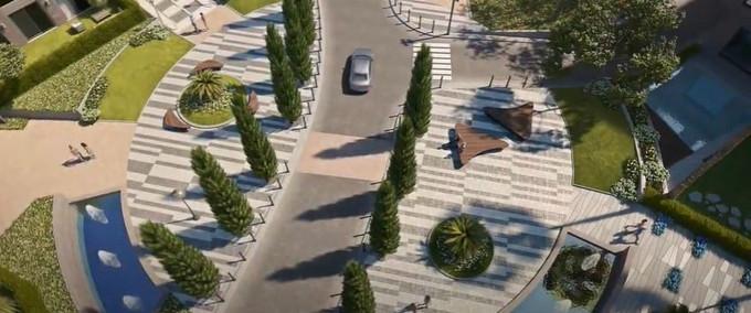 Green Avenue New Capital