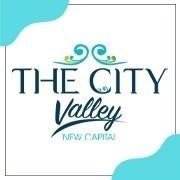 The City Valley New Capital Logo
