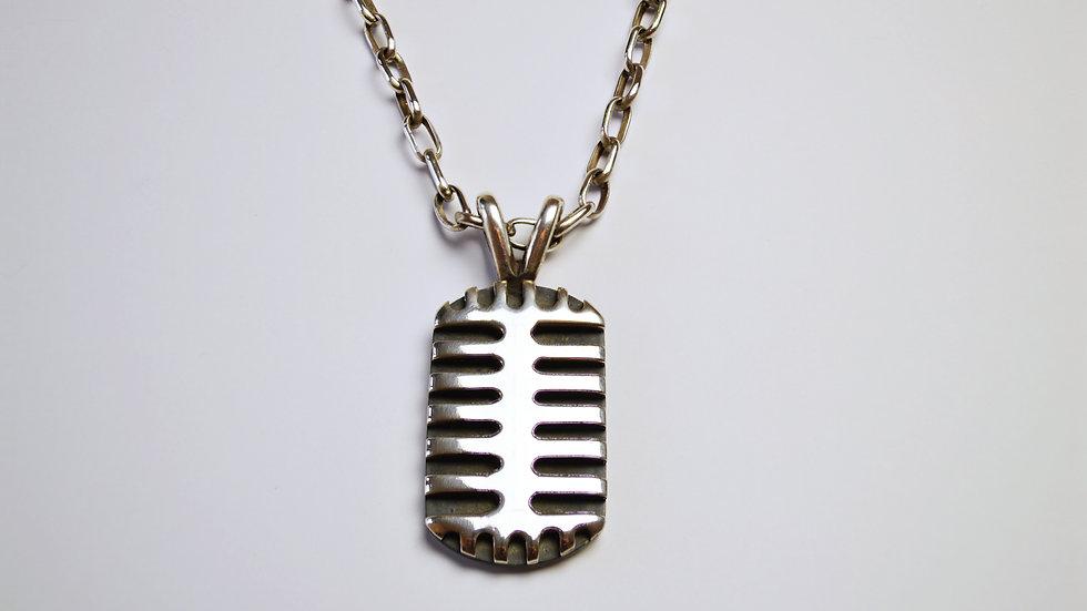 Premium Shure 55 Microphone Pendant