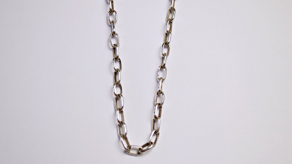Heavy Rolo Chain 25 Inch