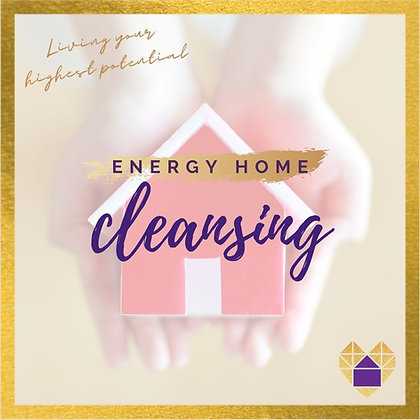 Energy Home Cleansing