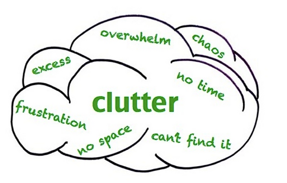 Clutter Clearing Session - 4 hours