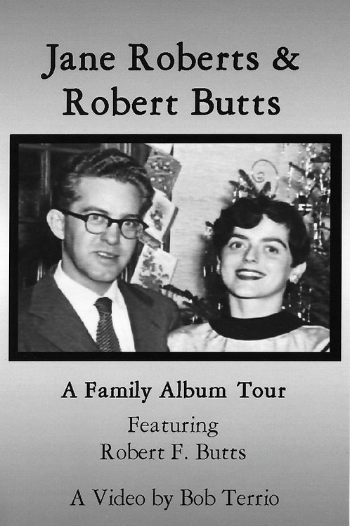Jane Roberts & Robert Butts - A Family Album Tour