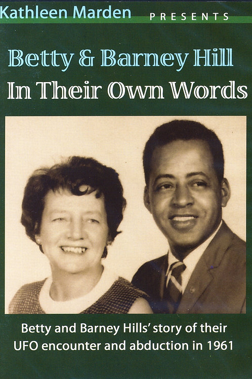 Betty and Barney Hill - In Their Own Words