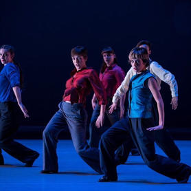 Choreography by Laura Ann Smyth Photo by Jazzy Photo