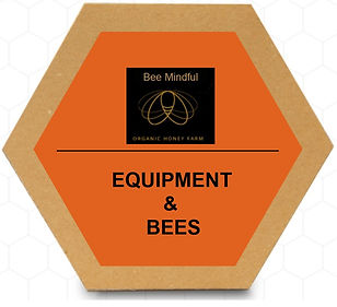 Bee Mindful Equipment and Hives