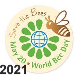2021 WORLD BEE DAY NATURAL BEEKEEPING LIVE WEBINAR