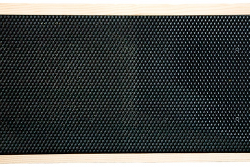 DEEP Frame with Rite-Cell plastic foundation