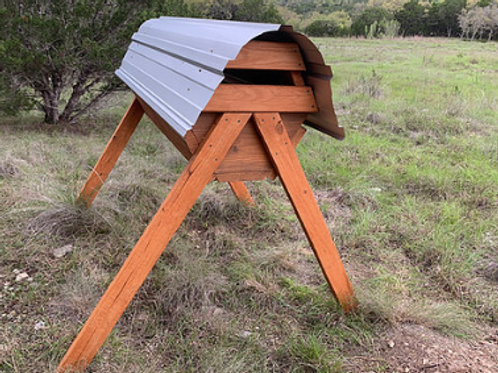 DELUXE TOP-BAR HIVE (Single or Double)
