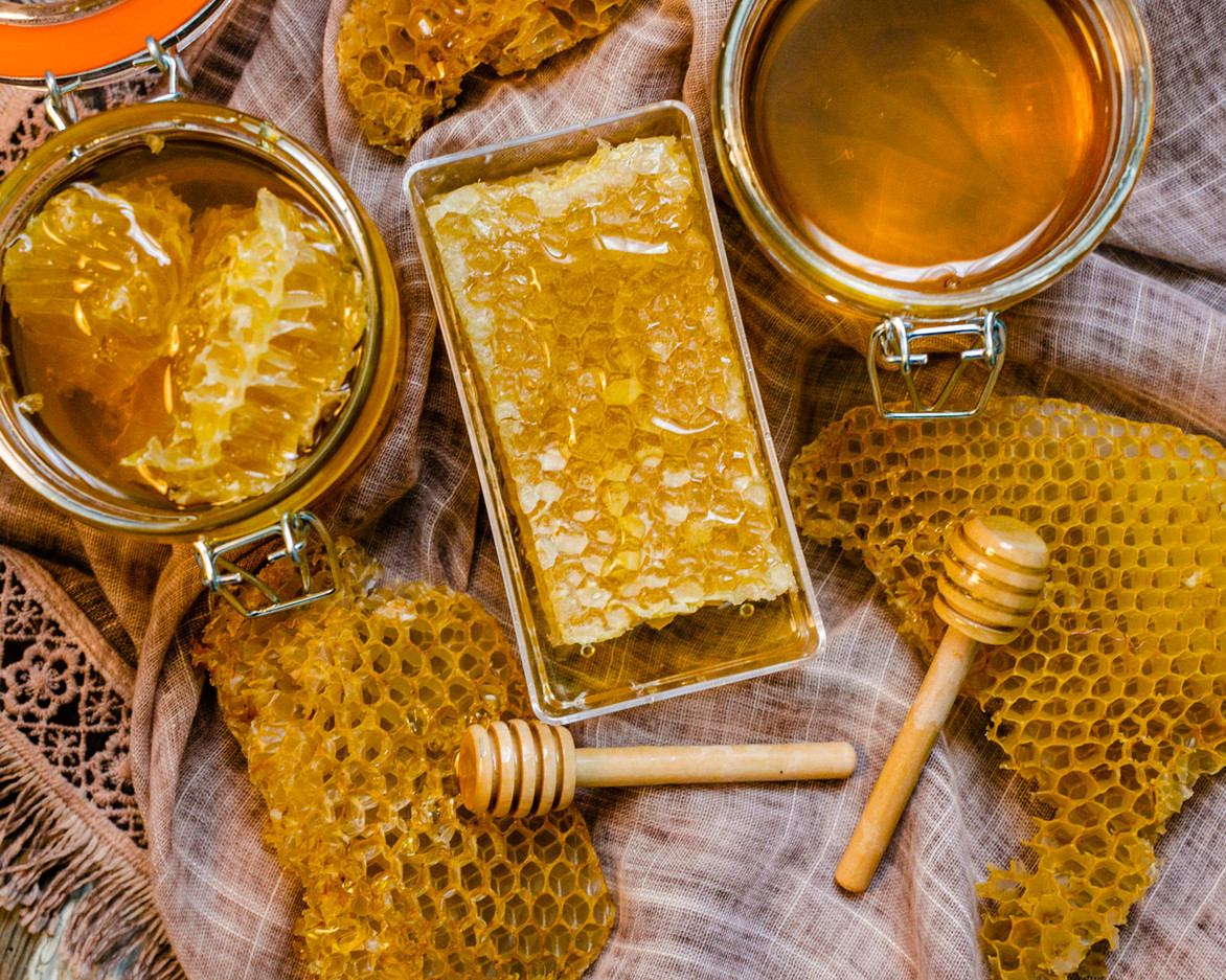 Our honey selection
