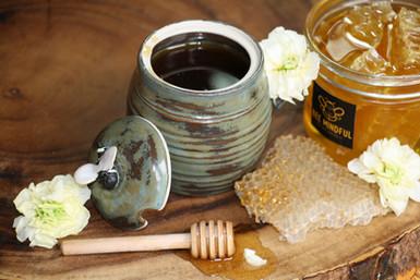 Honey Jar Combo Set