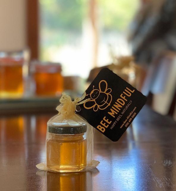 Mini Honey Party Favor