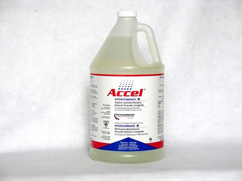 Accel Hydrotherapy Cleaner
