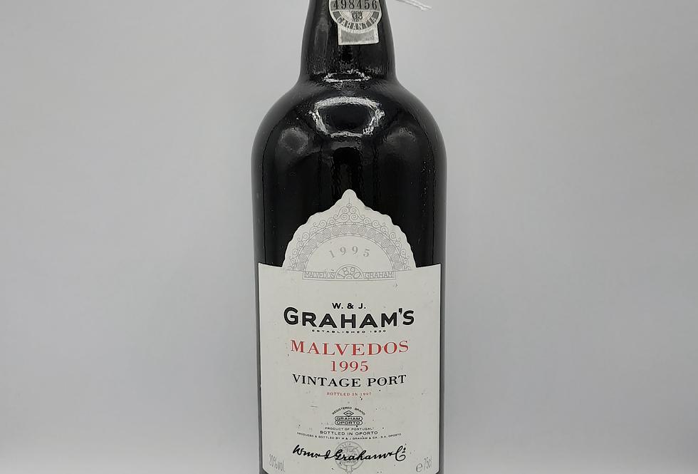 Graham's 1995 Malvedos vintage port