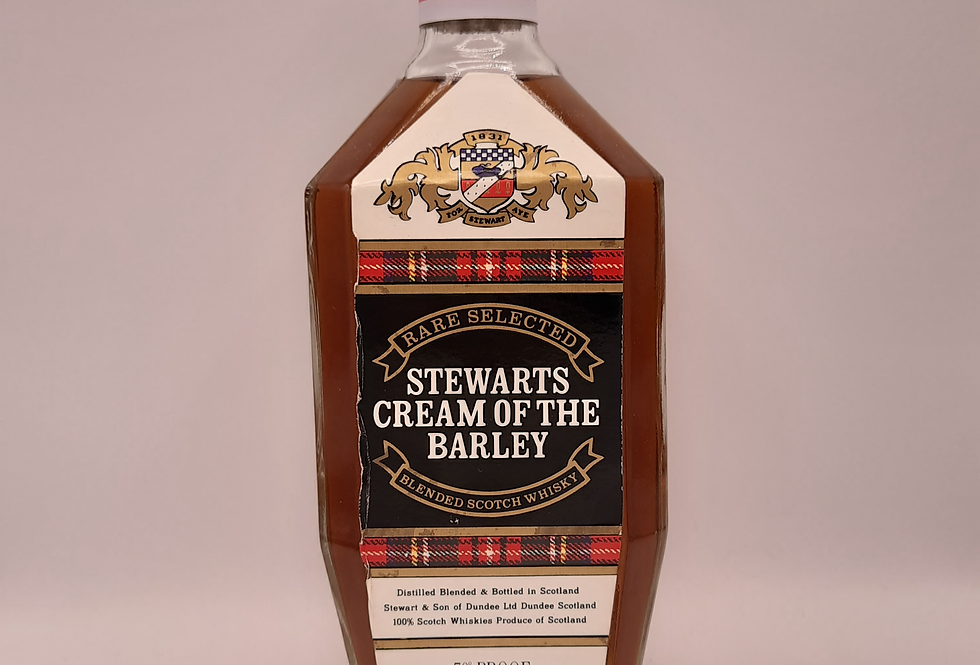 Stewarts Cream Of The Barley 1970 's