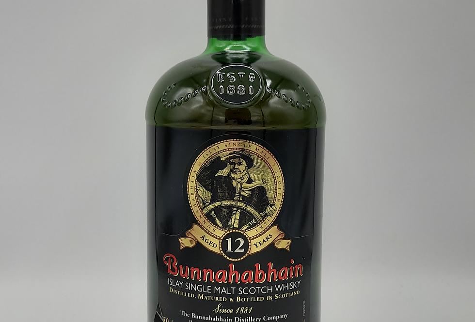 Bunnahabhain pre 2000's Islay Single Malt Scotch