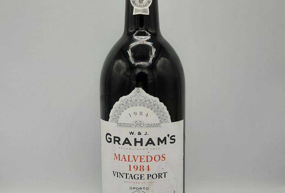 Grahams 1984 Malvedos Vintage Port