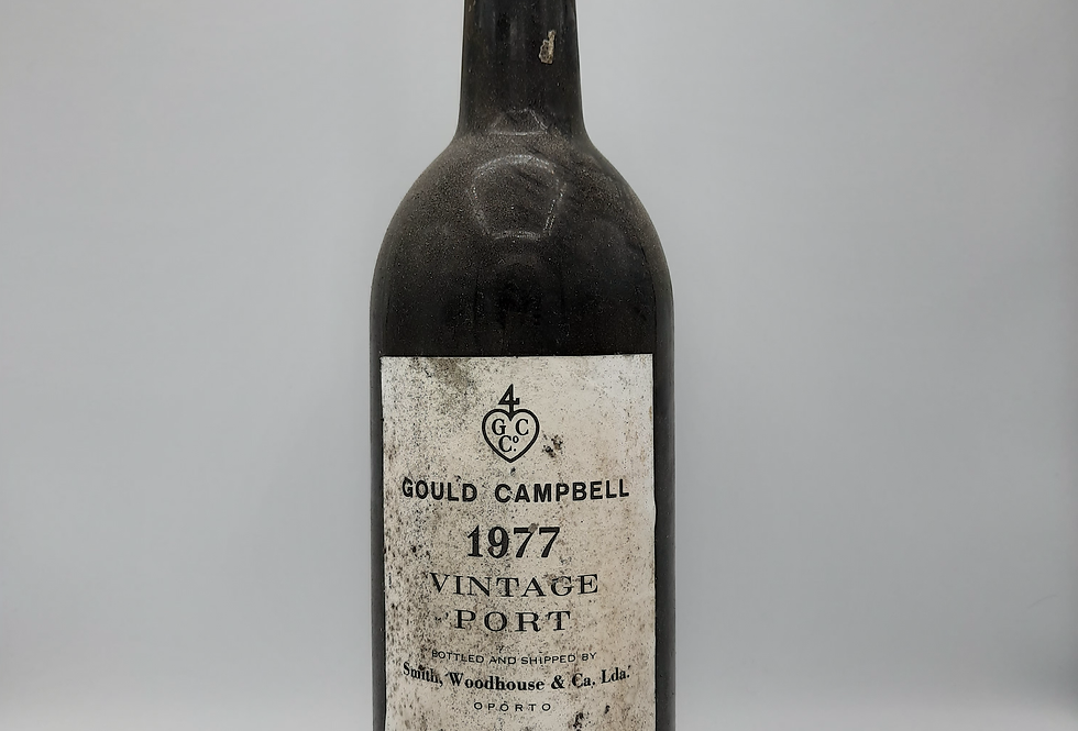 Gould Cambell 1977 Vintage Port