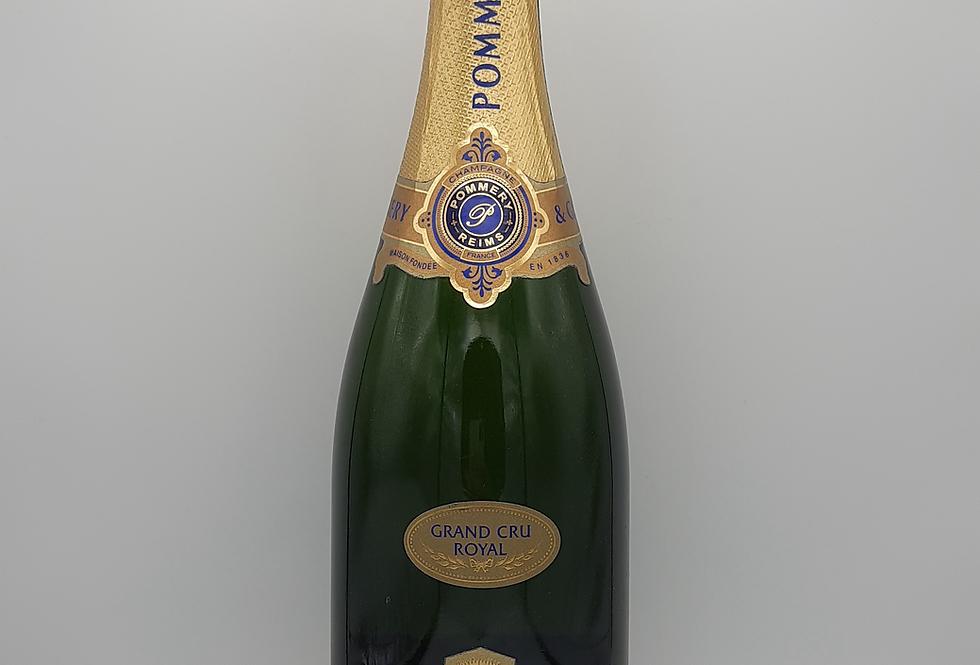 2006 Grand Cru Royal Champagne Pommery