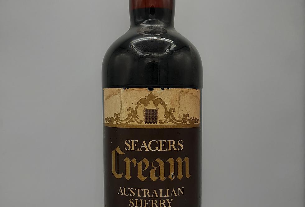Seagers Cream Australian Sherry 1.5 Litre