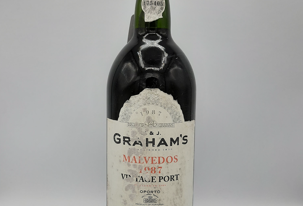 Graham's 1987 Malvedos vintage port
