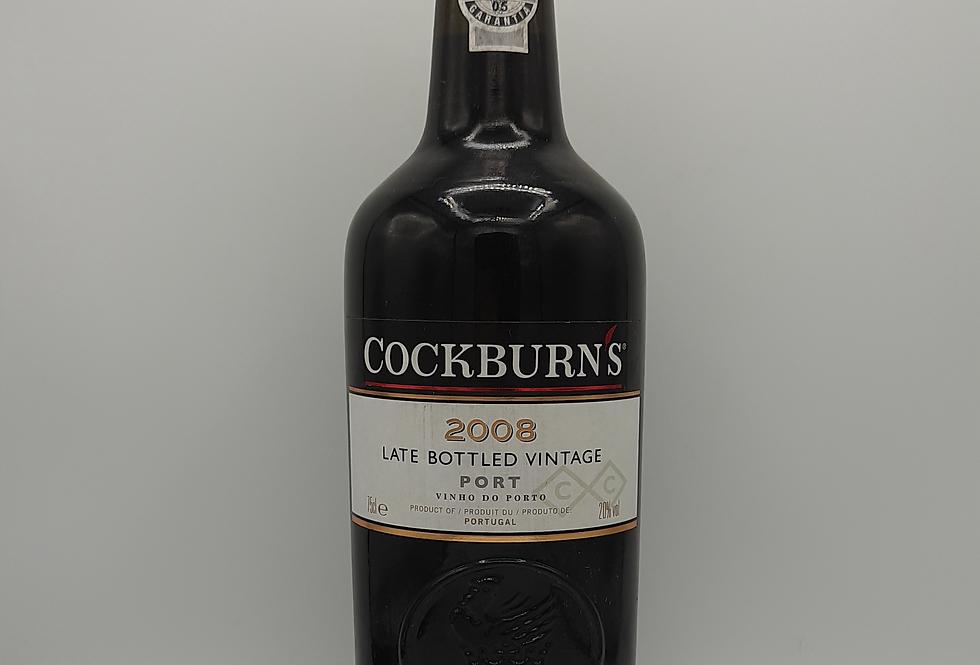 Cockburn's 2008 LBV