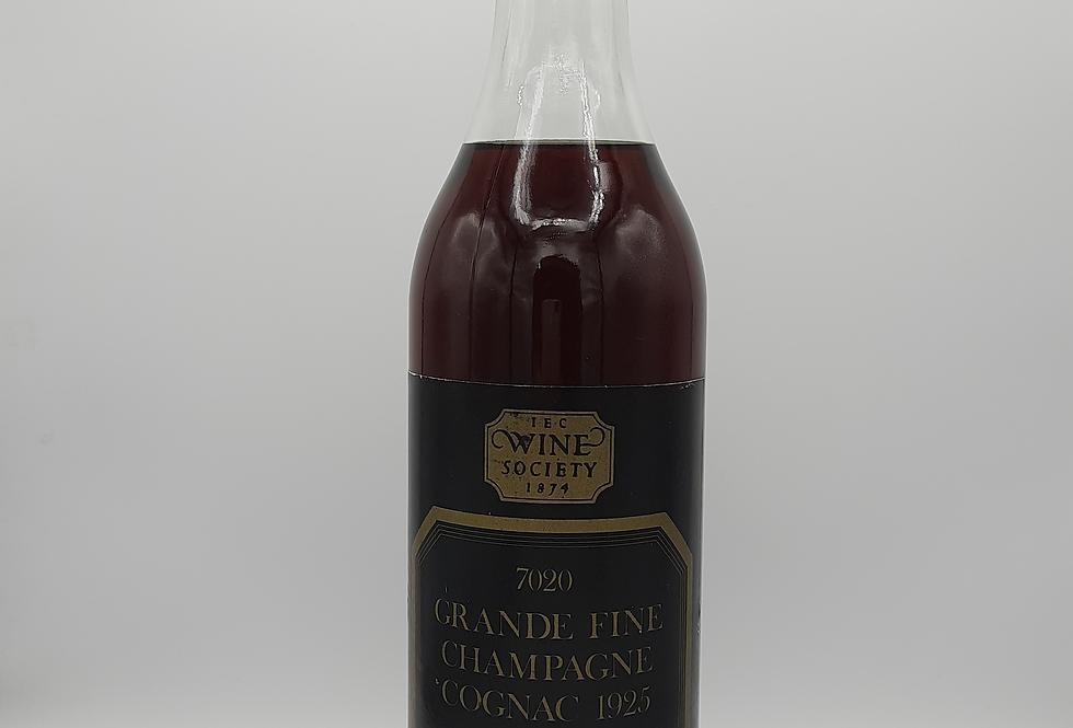 1925 Grande Fine Champagne Cognac