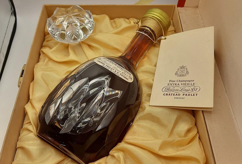 Chateau Paulet Louis XVI Reserve Fine Champagne Extra Vieille Cognac