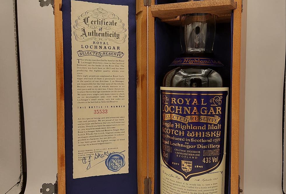 Royal Lochnagar Special Reserve