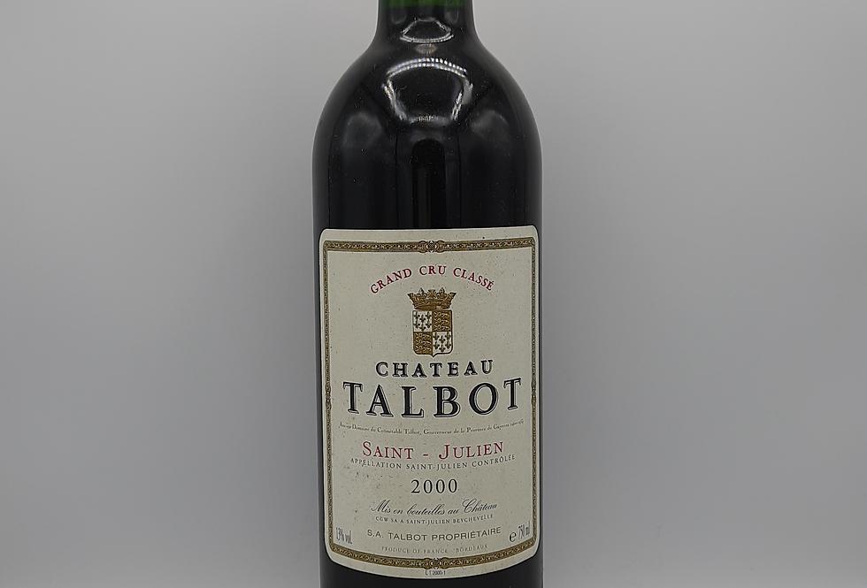 2000 Château Talbot