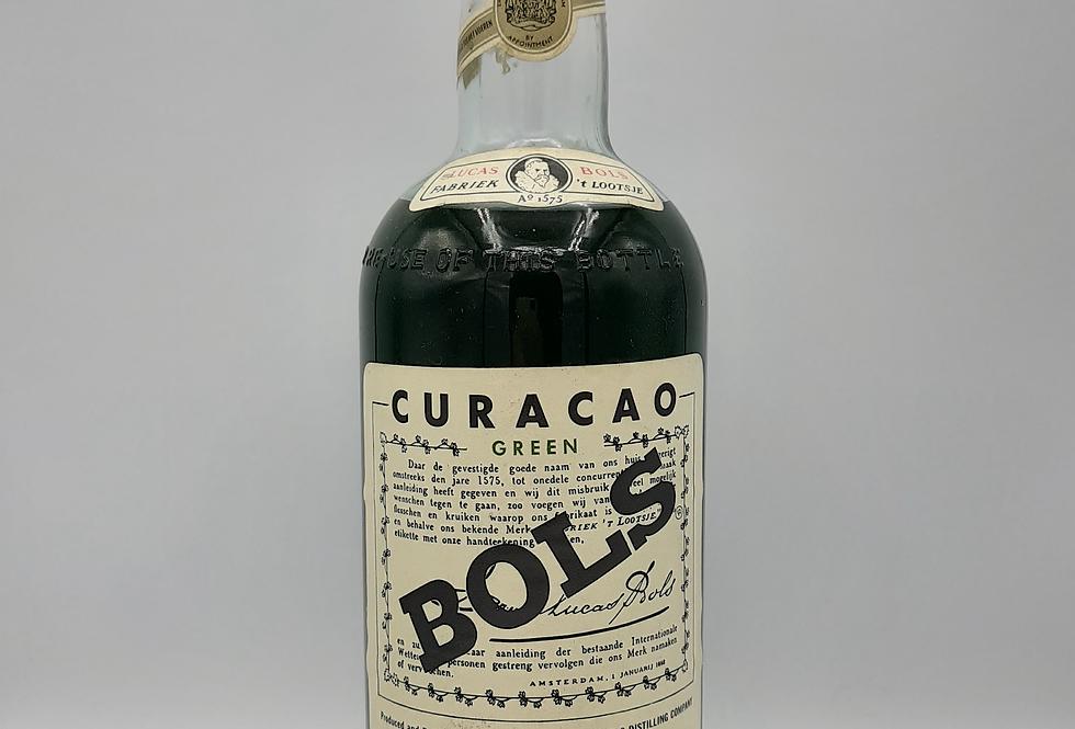 Bols Curacao Green C1960