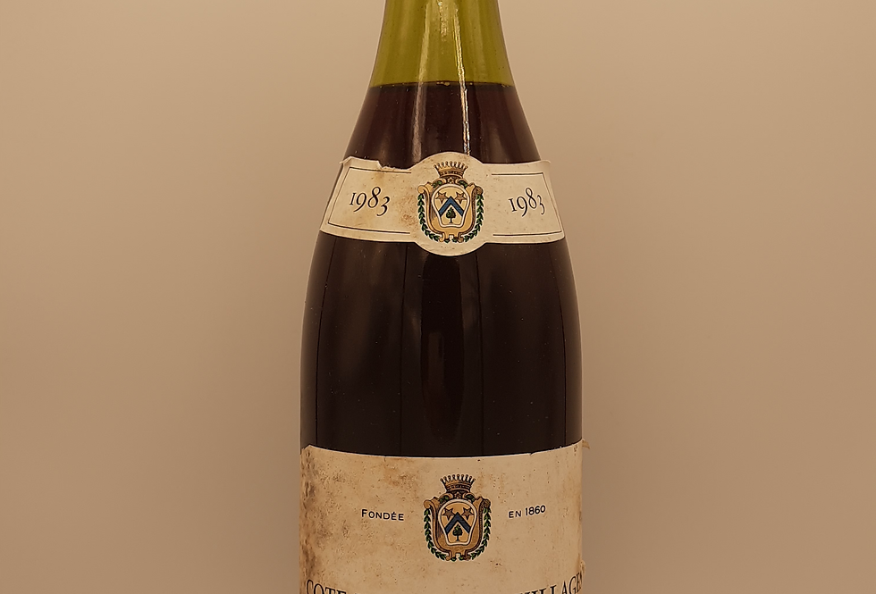 Cote De Beaune-Villages 1983 Maufoux
