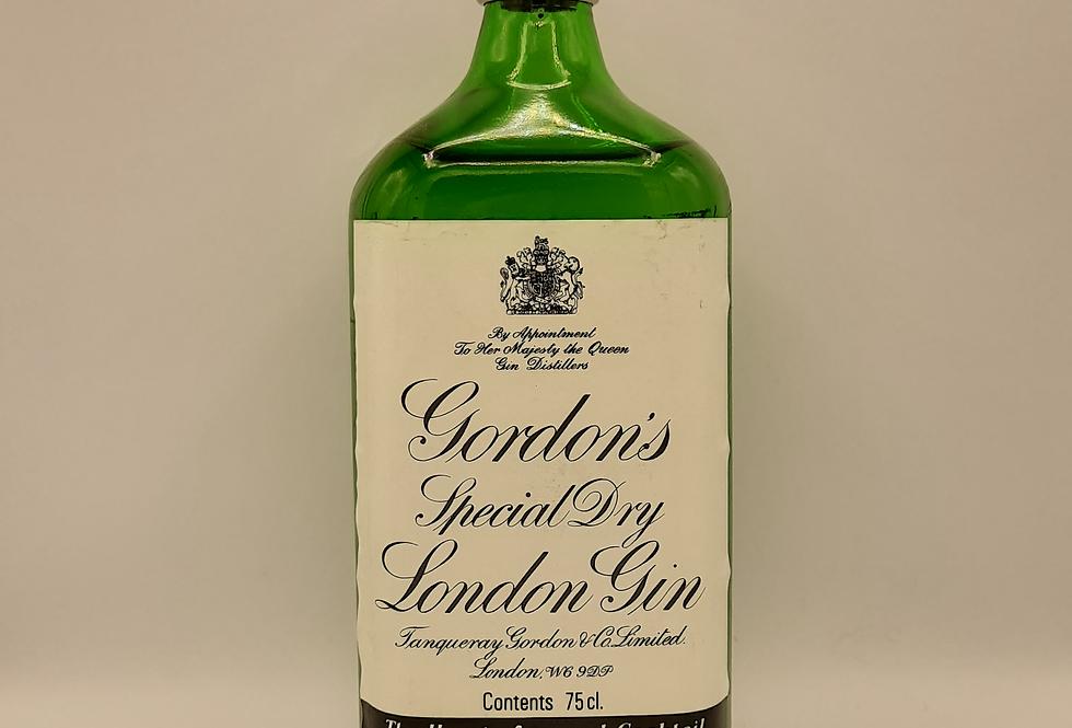 Gordons gin 1980 40%