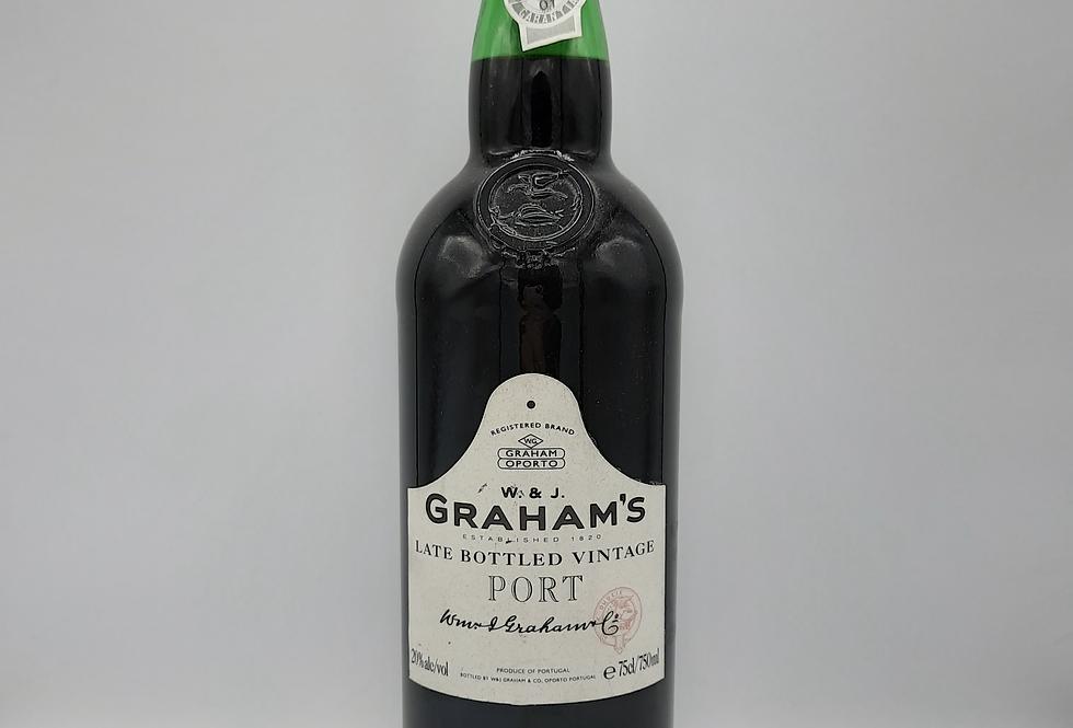 Graham's Late Bottled Vintage Port 1988