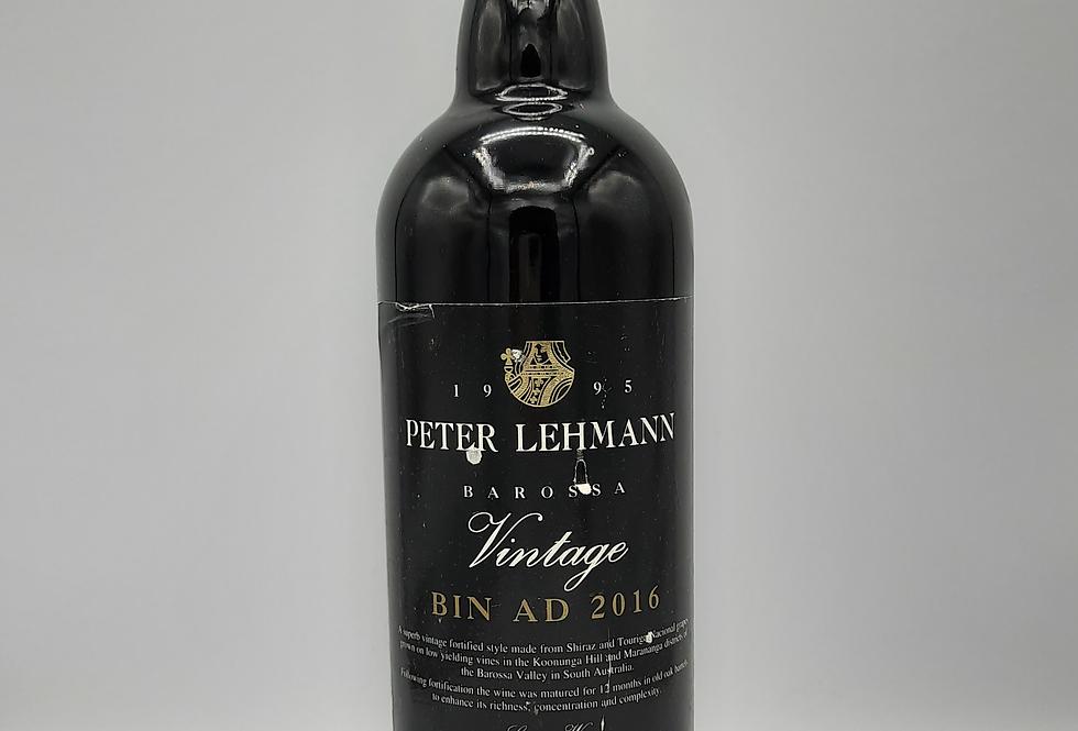 Peter Lehmann Vintage Bin Ad   Port
