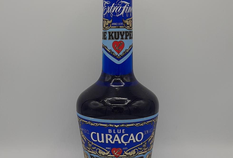 De Kuyper Old Blue Curacao 1980's