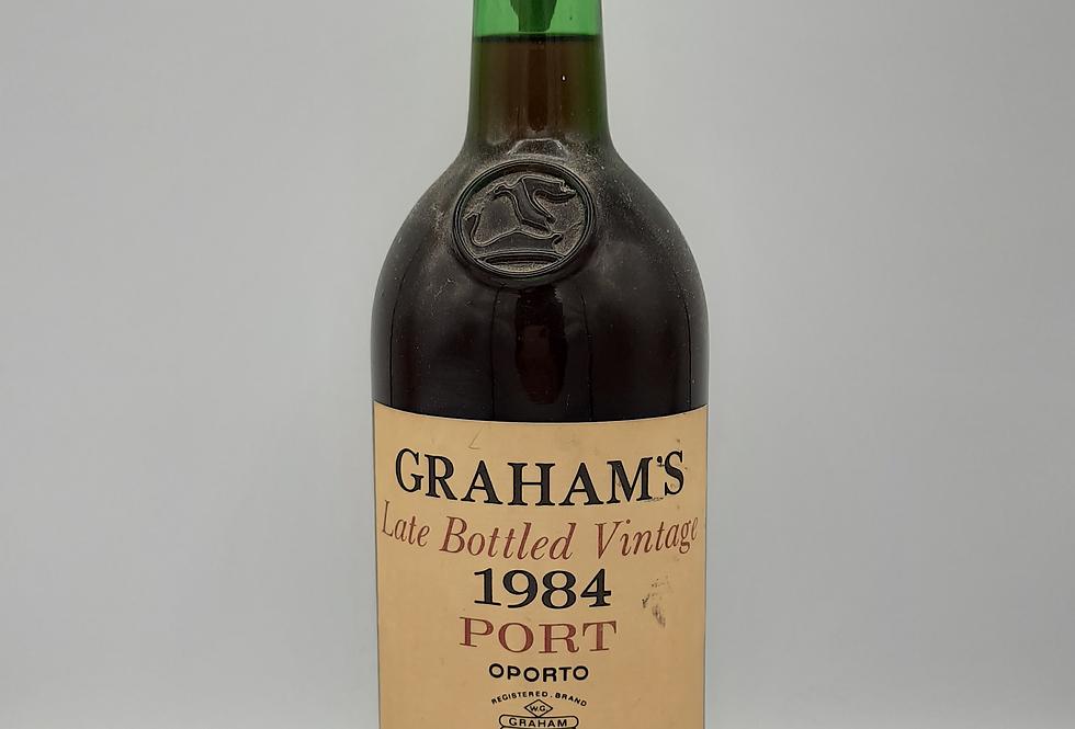 Graham's 1984 Late Bottled Vintage Port