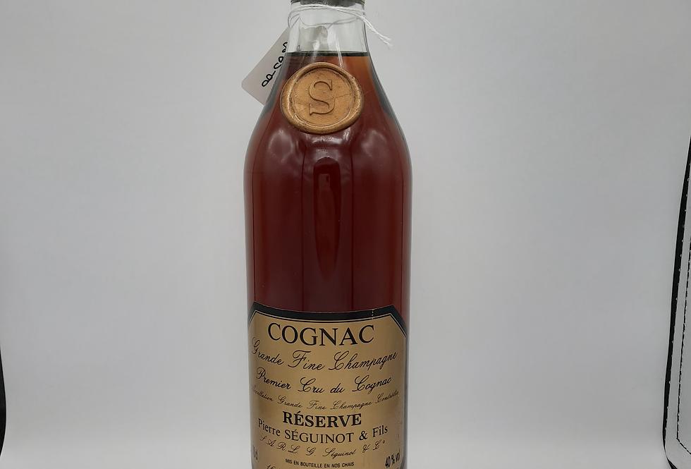 Seguinot Reserve Grande Champagne Cognac