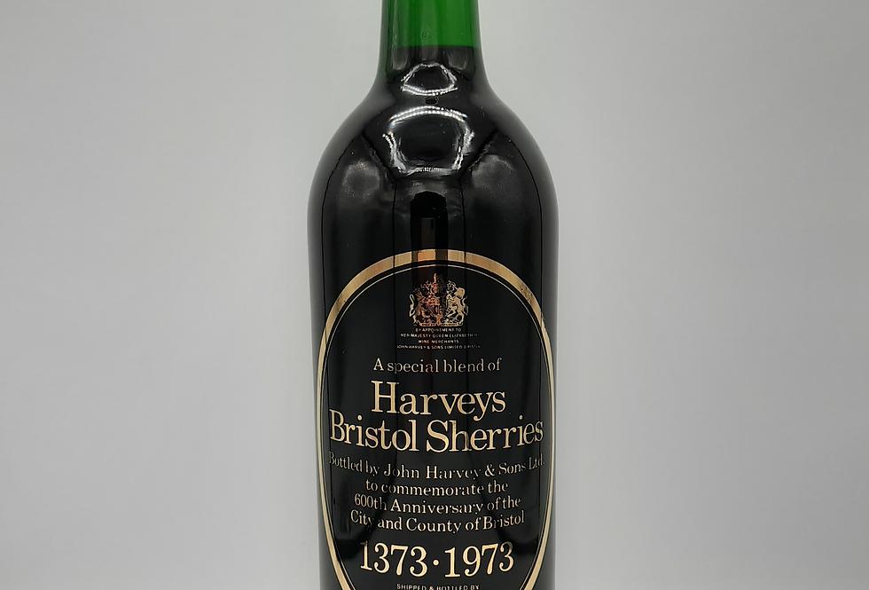 Harveys Bristol Sherries Bottled 1973