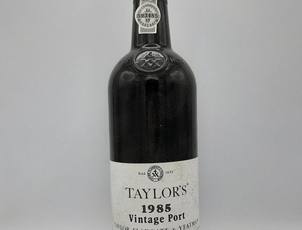 Taylor 1985  Vintage Port