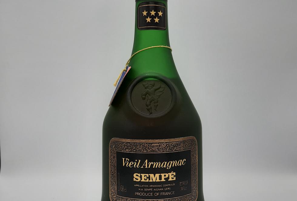 Sempe Vieil armagnac 1970's