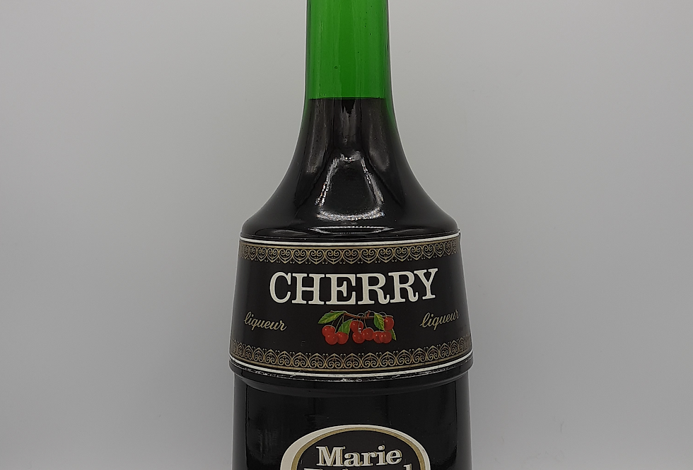 Marie Brizard Cherry Liqueur 1970's