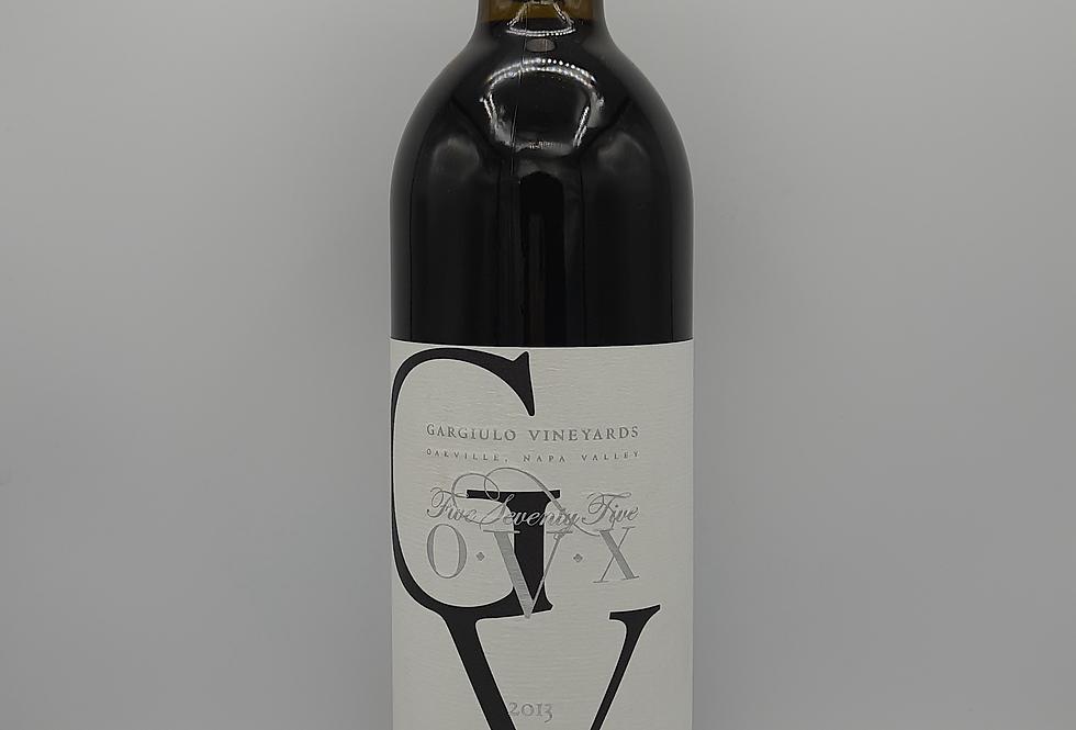 2013 Gargiulo Vineyards Cabernet Sauvignon 575 OVX