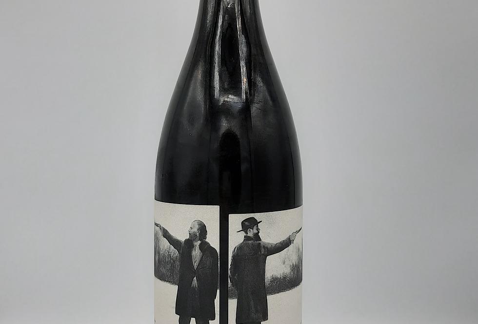 2016 Dual Varietal 50/50 Petite Sirah, Cabernet Sauvignon