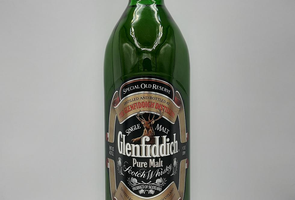 Glenfiddich Single Malt Scotch Whiskey Special Reserve 1 Litre 43%