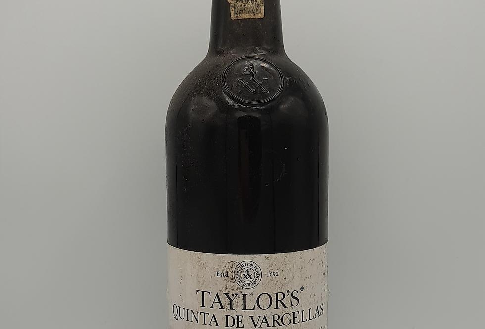 Taylors 1978 Quinta De Vargellas Vintage Port