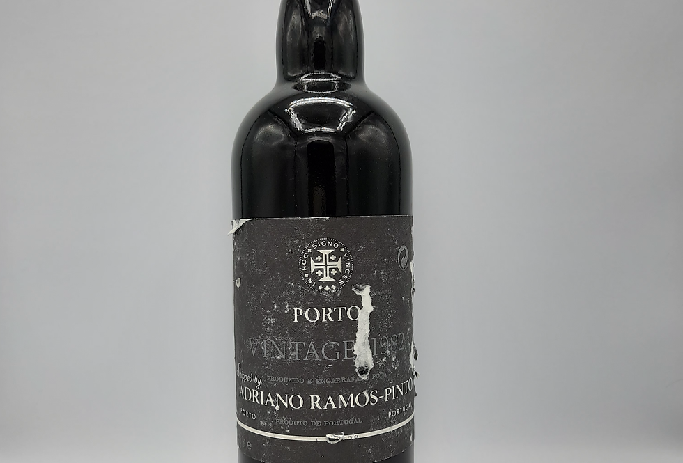 Ramos Pintos 1982 Vintage Port