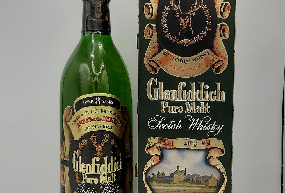 Glenfiddich  8 Yr Old Pure Malt 1980's