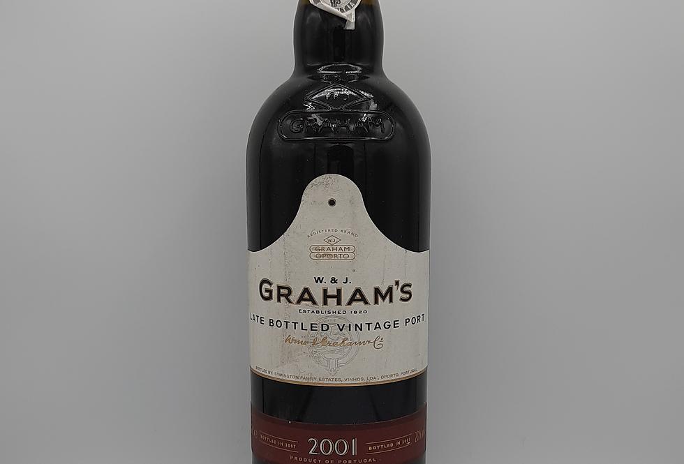 Grahams 2001 LBV