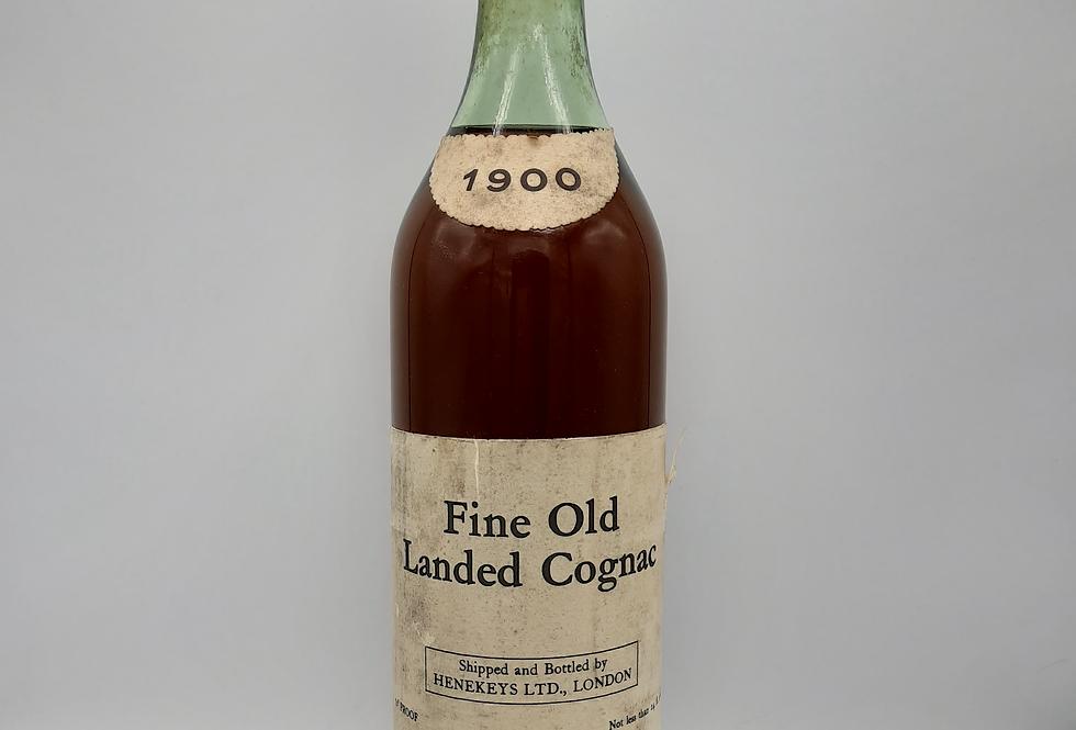 1900 Fine old Landed Cognac